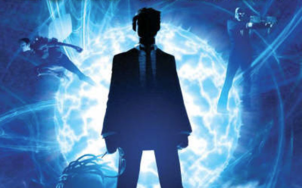 Artemis Fowl - a dramatised reading by actor Louis Lovett