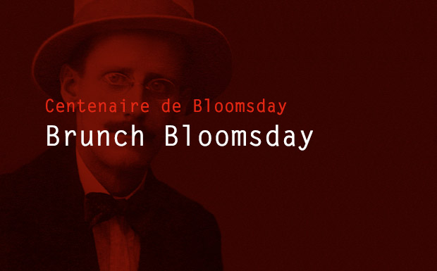Brunch Bloomsday