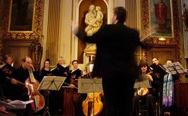 World premiere -  Concert of contemporary music